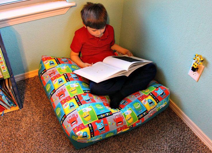 Best 25+ Floor pillows kids ideas only on Pinterest ...