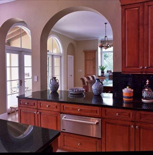 Kitchen Granite Color Combinations