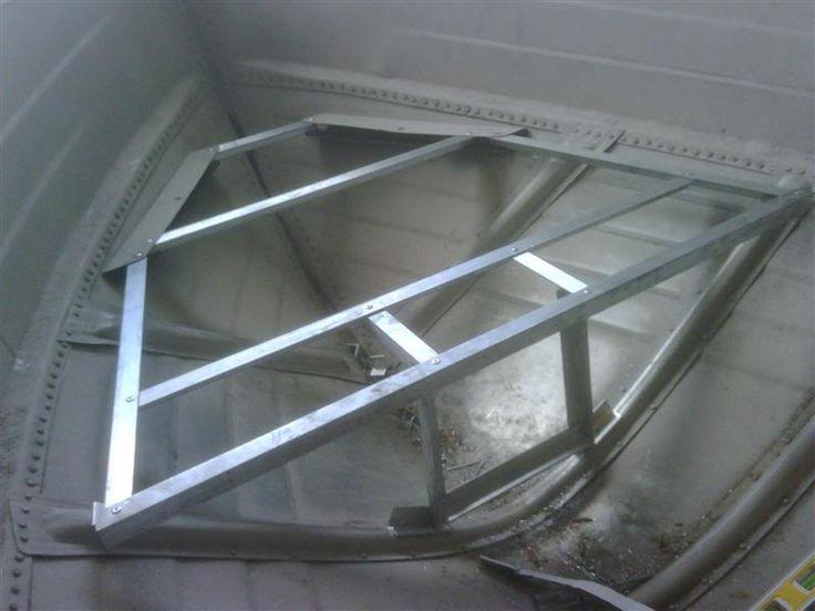 How To Add A Front Deck To A V Hull And Here39s Where I