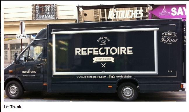 Le Marguerite Food Truck