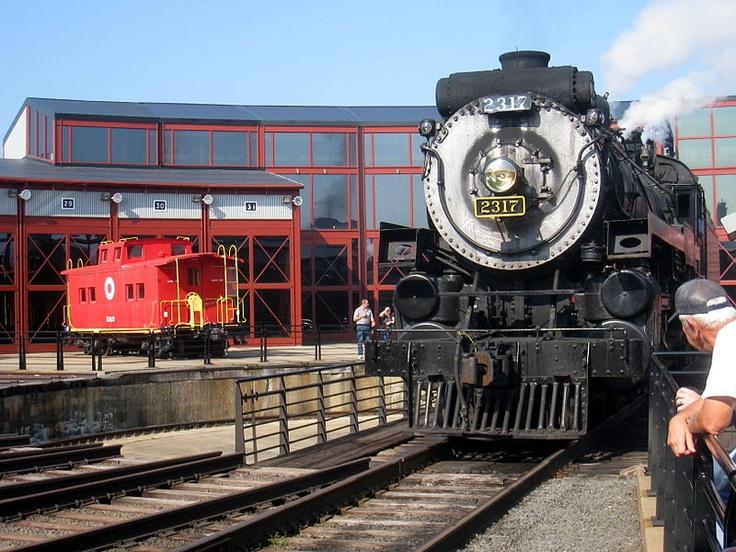 Steamtown National Historic Site, Pennsylvania