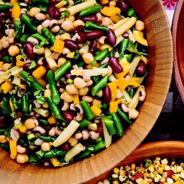 Five Bean Picnic Salad