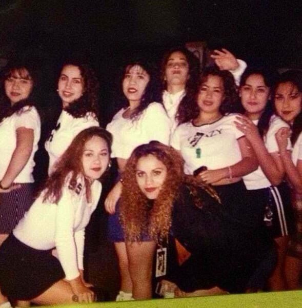 Pin By Laura Ramos Diaz On Bay Bay Dollz Party Crews From The 90s House Party Lady 90s Party
