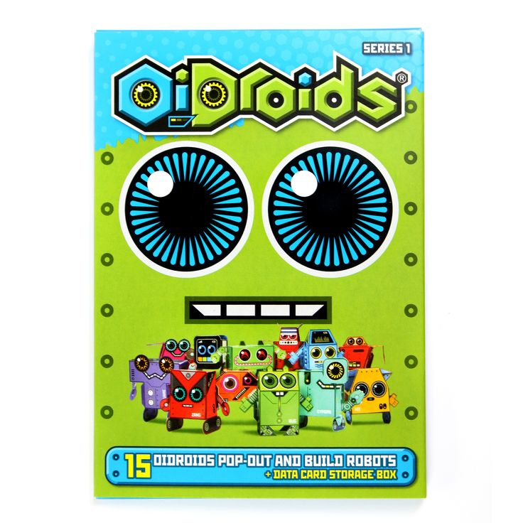 OiDroids Series 1 pack