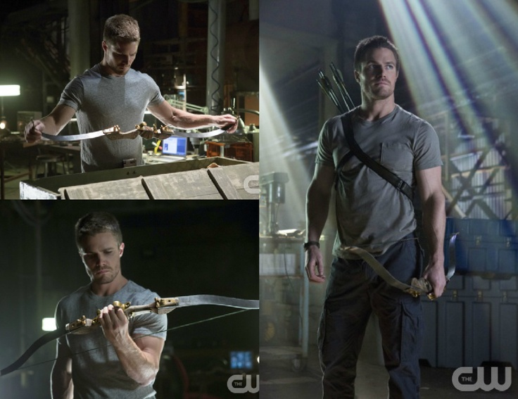 his bow