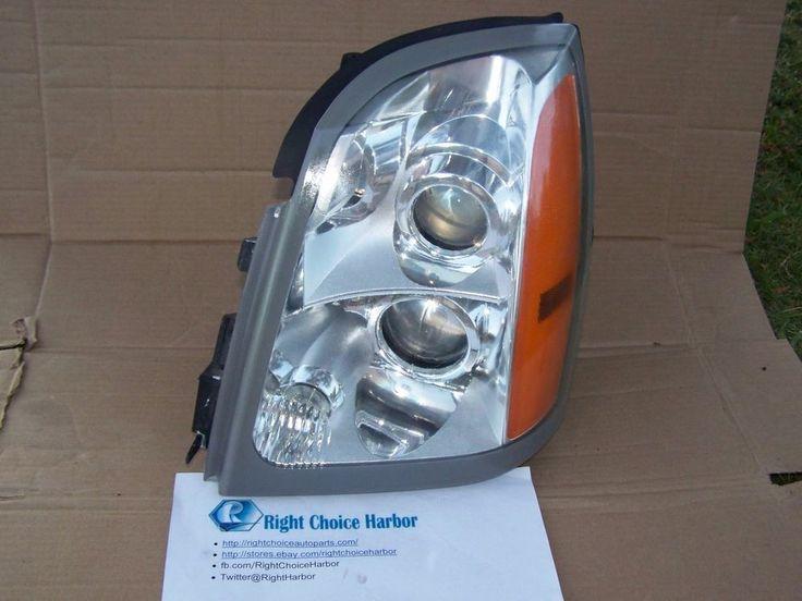 04-09 Cadillac SRX Driver Left LH Halogen Headlight Assembly OEM 332-11B7L-AS #Cadillac