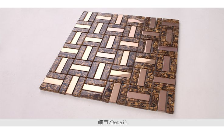 ambra mosaico di vetro metallo wall stickers cucina backsplash piastrelle marrone scuro bagno pavimenti in muratura camino piastrelle di mosaico di vetro in   Thanks for visiting our store. We are professional tile manufacturer. We are offering all kinds of mosada Mosaico su AliExpress.com | Gruppo Alibaba