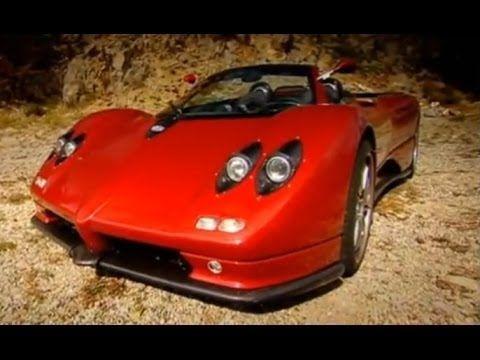 Pagani Zonda Car Review - Top Gear - BBC