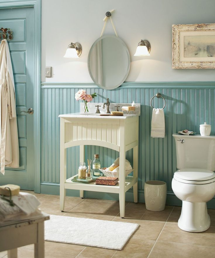 Adorable 45 awesome shabby chic bathroom decoration ideas https homearchite com
