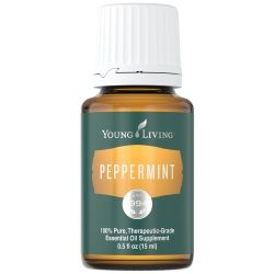Peppermint Essential Oil | Young Living Essential Oils