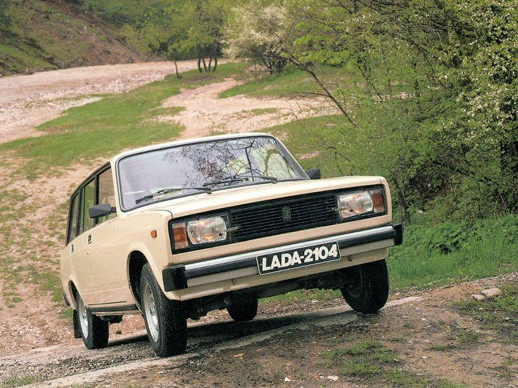 """ВАЗ 2104 """"Жигули"""" '1984–97"""