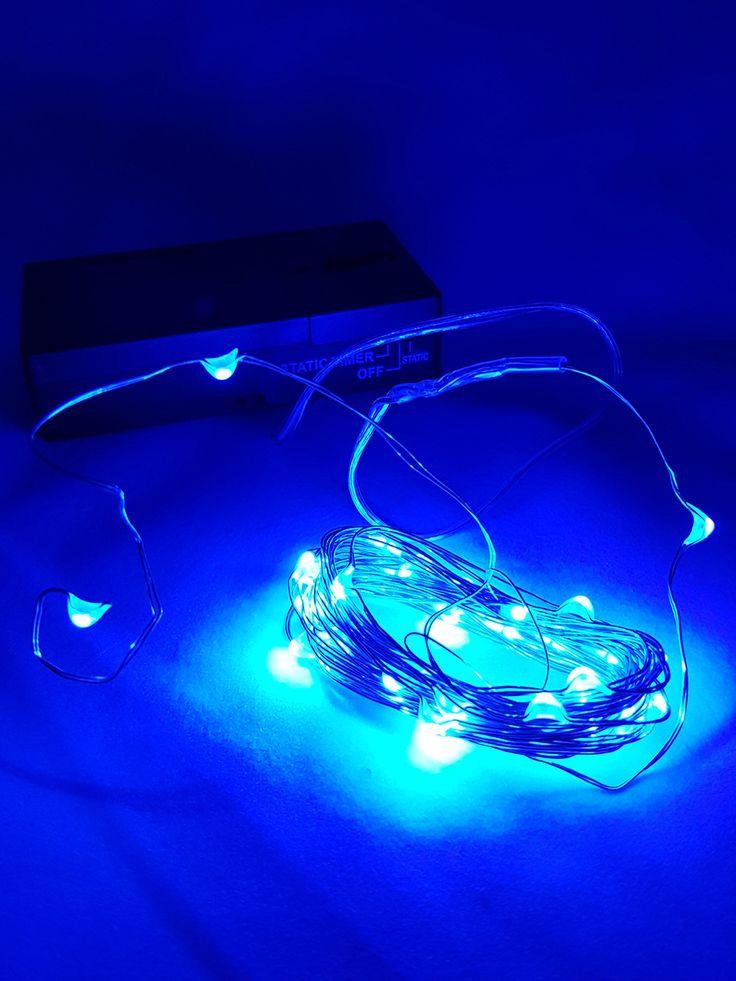 Picnic Kingdom - LED Fairy Lights, 13 Ft. String Lights, Battery Powered, (http://www.picnickingdom.com/led-fairy-lights-13-ft-string-lights-battery-powered/)
