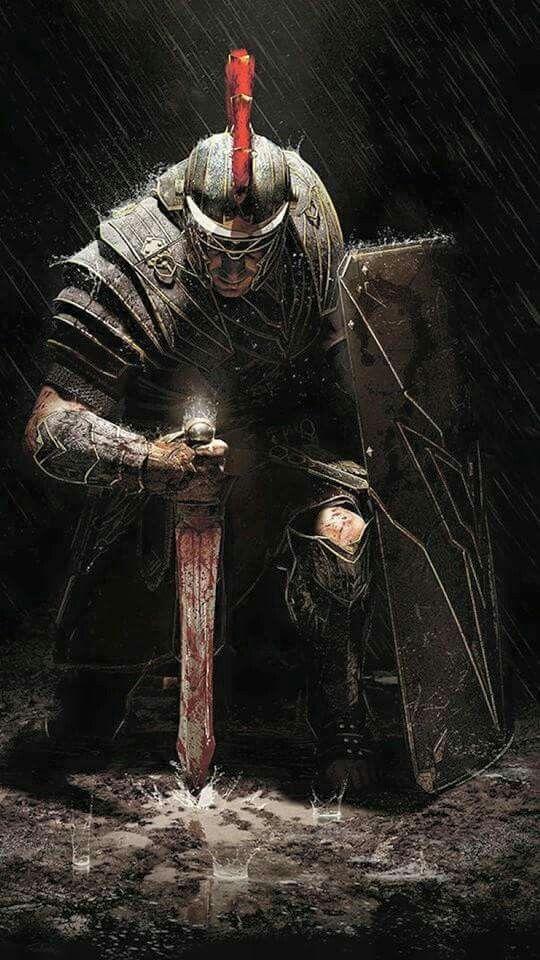 My kind of warrior