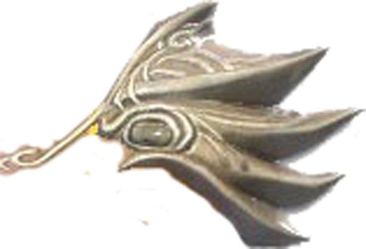 GW2 - Masquerade Armor pouldron pattern by ElisaCiocchettaFurFur