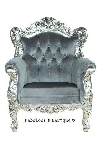 Fabulous & Baroque — Modern Baroque Furniture and Interior Design