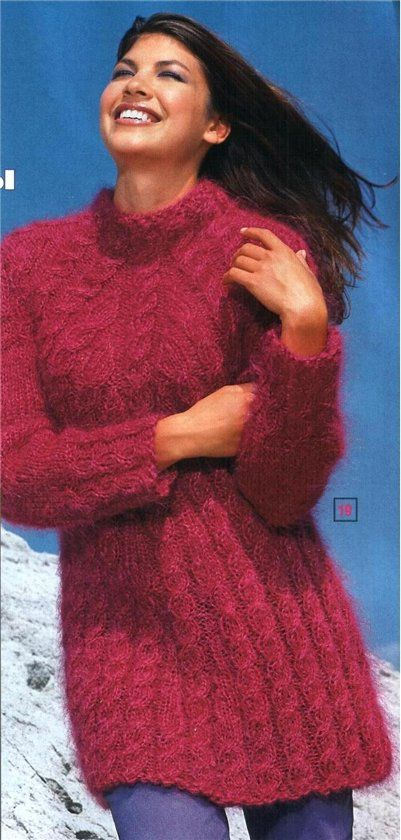 280 best Knitting images on Pinterest   Knitting patterns, Knit ...