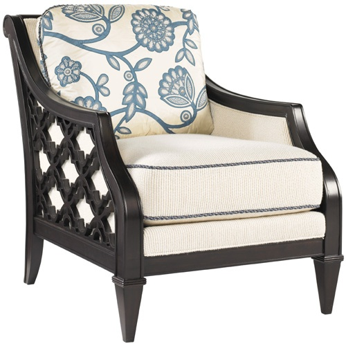 Mattress Warehouse Front Royal Va: LX-1835-11 Tommy Bahama Royal Kahala Bay Cub Chair