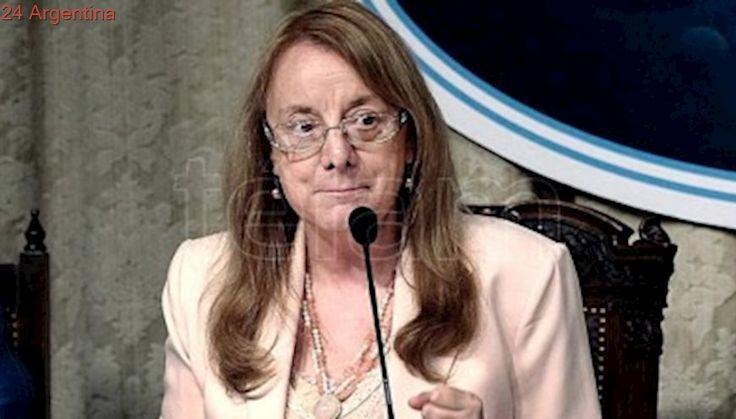 Gremios estatales de Santa Cruz piden un juicio político a la gobernadora Alicia Kirchner