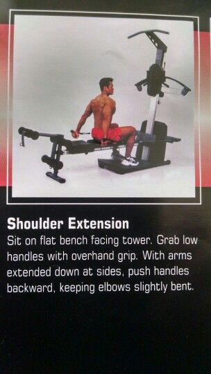 50 Best Weider Crossbow Exercises Images On Pinterest