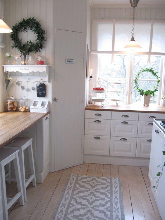 Lidingö kök | Maria | inspiration från IKEA: