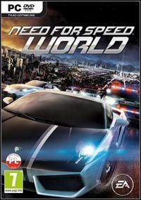 Need for Speed World (PC) okładka