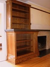 1000+ images about bookcases and woodwork on Pinterest | Built in ...
