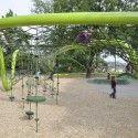Sculptural Playground / ANNABAU © ANNABAU