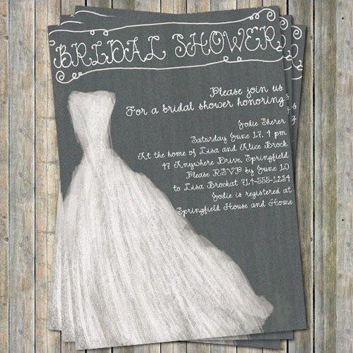 Top 6 Bridal Shower Brunch Ideas and Bridal Shower Invitations 2013/2014 |