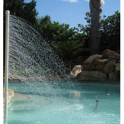 Pool Cooler | Pool Cooler Creates Refreshing Feeling In Hot Summer Days