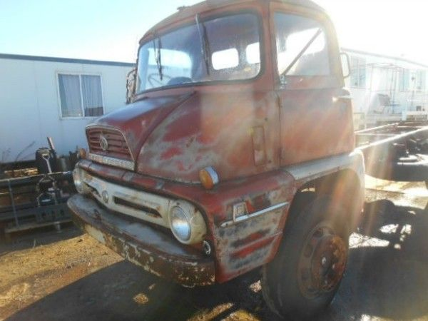 FOR SALE:1955 FORD Trader 1955 Ford Thame Trader Truck Vintage for $1,500 Inc GST. Located in Gatton QLD.  Contact  for more details.