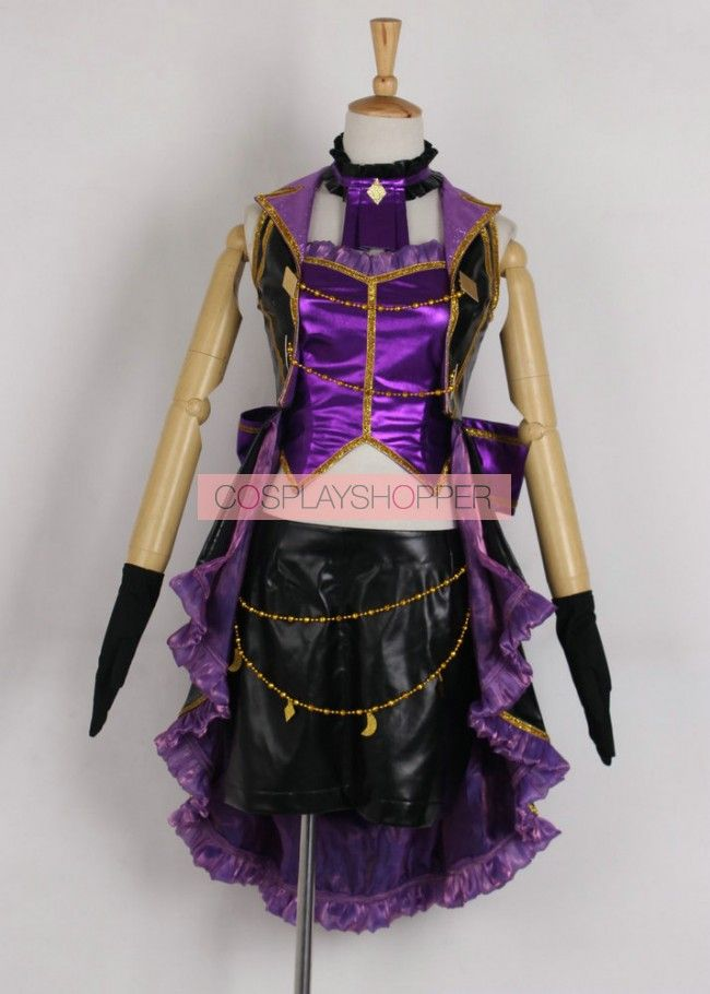 The Idolmaster Cinderella Girls Tulip Frederica Miyamoto Cosplay Costume