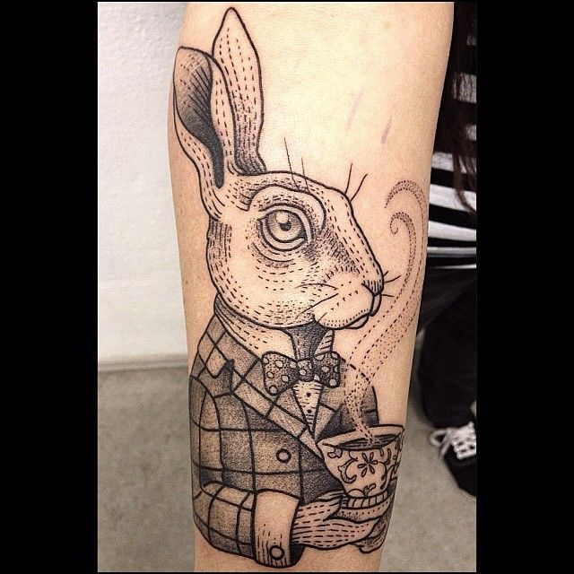 Susanne König : I will be tattooed by her someday. She's my fave.