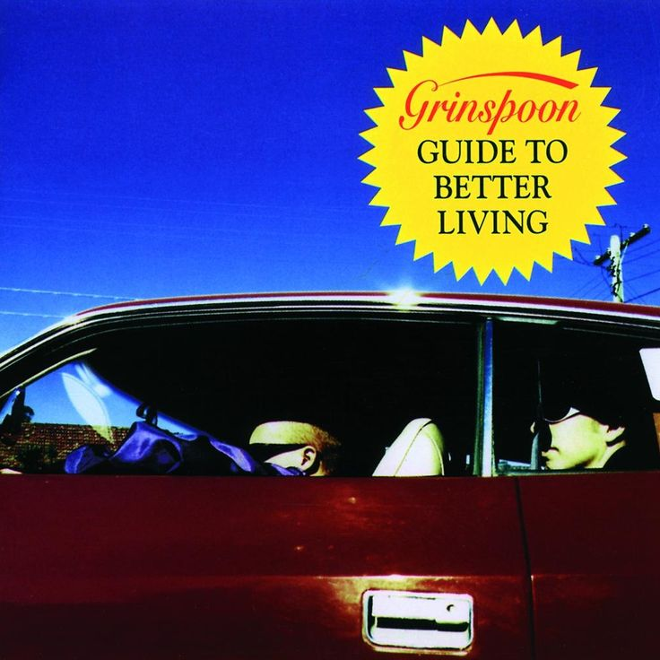 Grinspoon, Guide to Better Living***: Here's another band that is probably better categorized as post-grunge than grunge (but then again, what the hell does other category really mean?). Anyway, it's a pretty good album which has a strong first third, a middling to weak second third, and then a fairly weak final third. Still, it's definitely worth a listen or two. 4/19/17