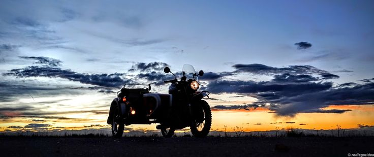 A Redleg's Rides: A Warm Colorado Fall Sunset