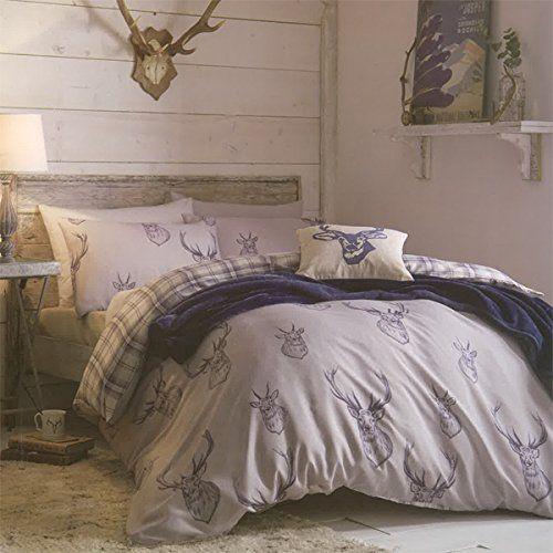 Catherine lansfield set coordinato con copri piumino e federe per letto matrimoniale king - Dimensioni letto queen size ...
