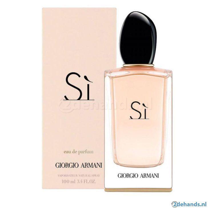 Nieuw - Armani Si 100ml Dames Parfum - 10,00 Eur - Te koop