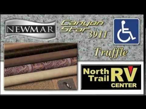 Newmar Canyon Star 3911 wheelchair accessible 2012 motor home