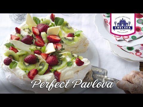 Perfect Pavlova Recipe