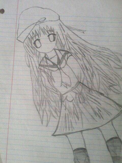 X3  Yuki.  From Vampire Knight With Long Hair