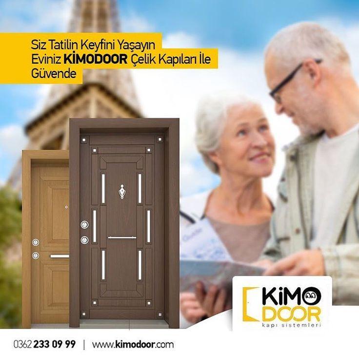 Siz tatilin keyfini yaşayın, eviniz KİMODOOR çelik kapıları ile güvende. Projelerinizde iç oda kapısı, çelik kapı, mutfak, banyo, vestiyer ve otel projelerinde sabit ve hareketli ahşap çalışmalarıyla hizmet vermekteyiz. www.kimodoor.com #kapı #çelikkapı #içodakapısı #panelkapısı #odakapısı #panelkapı #çalikkapımodelleri #mutfakdolabı #samsunyapı #samsuninşaat #inşaatmalzemesi #yangınkapısı #apartmankapısı #apartmangirişkapısı #acilçıkışkapısı #ahşapkapı #girişkapısı #oteltadilatı…