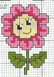 lief, klein, schattig, roze bloempje!