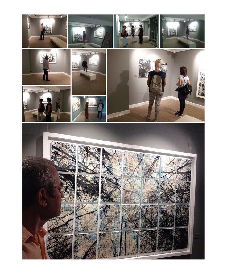 """Manuel Felisi """"Su"""" sergisi 20 Ekime kadar Russo Art Gallery İstanbul'da devam ediyor.Tüm sanatseverleri bekleriz/Manuel Felisi's """"Aqua"""" exhibition continiues at Russo Art Gallery İstanbul until 20th October.We are waiting all art lovers."""