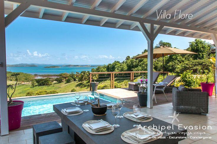 Villa Flore, Martinique