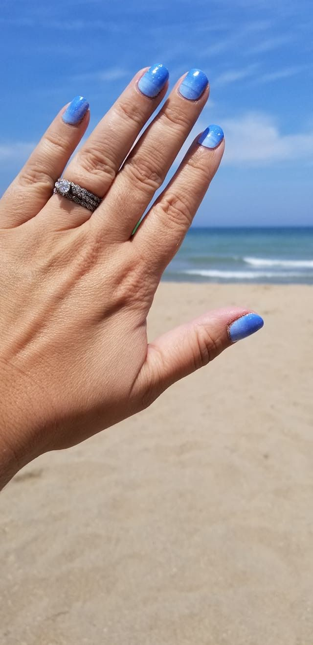 Beach House Blues Ooh So Pretty Seaside Dream Collection