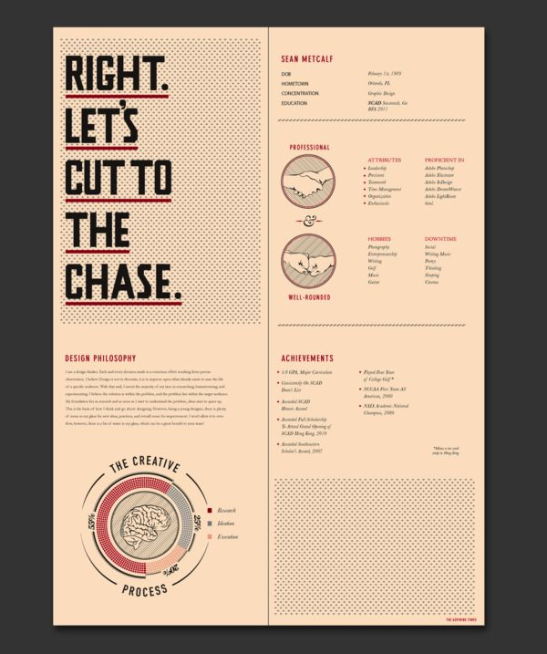 57 best Résumé Aesthetics images on Pinterest | Cv design, Cv ...