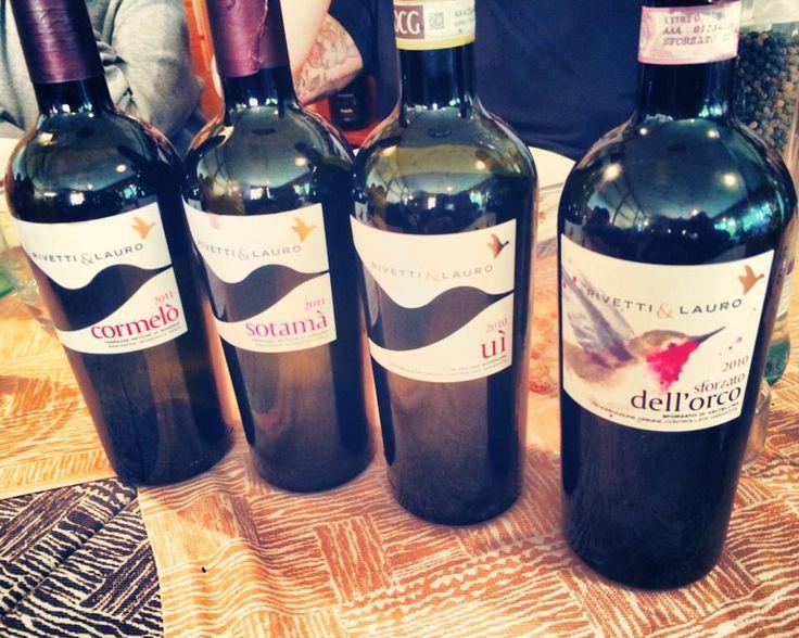 La Valtellina arriva a Il Santa Bistrò con Rivetti&Lauro... Vi piace l'idea??