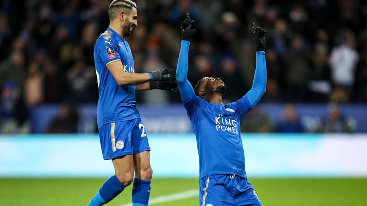 Leicester City 2-0 Fleetwood Town: Iheanacho at the double