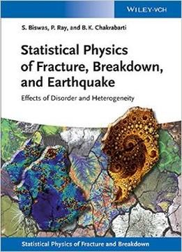 Statistical Physics Of Fracture Breakdown And Earthquake: Effects Of Disorder And Heterogeneity