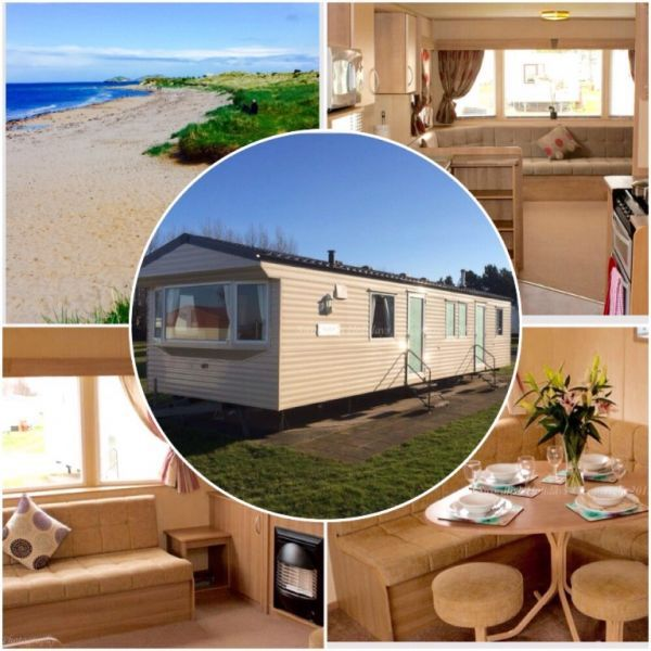Swordfish Holidays has three lovely deluxe plus caravans to rent at Havens Seton Sands Holiday Village in Port Seton, East Lothian Scotland....