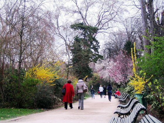"""Το Πάρκο """"Parc Monceau"""" (Πάρκο Μονσό) - Παρίσι » Ταξιδιωτικός οδηγός - Πληροφορίες & Αξιοθέατα"""